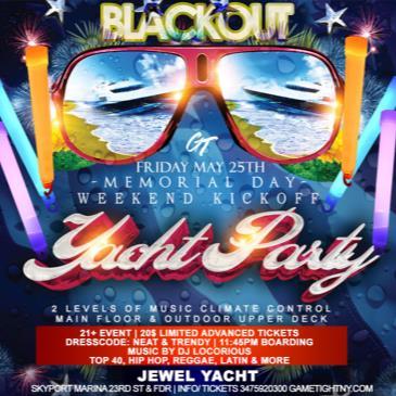 MDW 2018 Jewel Yacht Blackout Party at Skyport Marina-img
