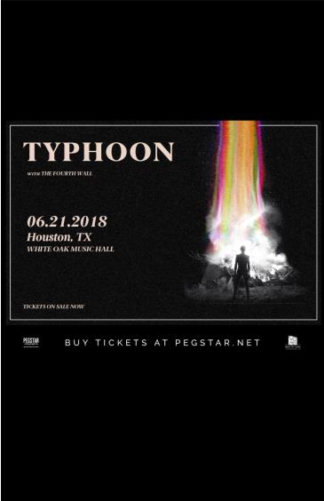 Typhoon, The Fourth Wall: Main Image