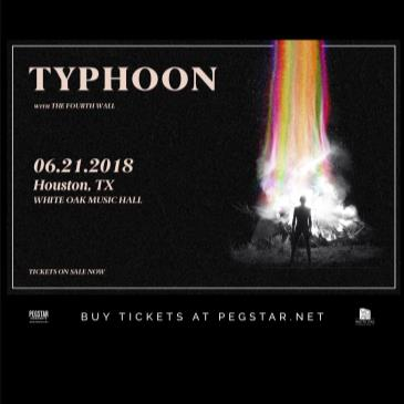 Typhoon, The Fourth Wall-img