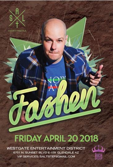 DJ Fashen: Main Image