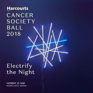 Harcourts Cancer Society Ball: Main Image