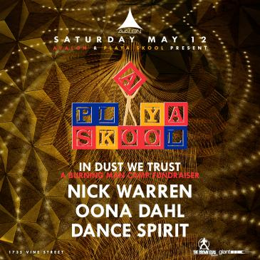 Playa Skool:  Nick Warren, Oona Dahl, Dance Sprit-img