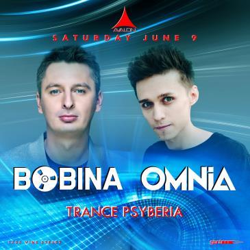Bobina, Omnia, Trance Psyberia-img