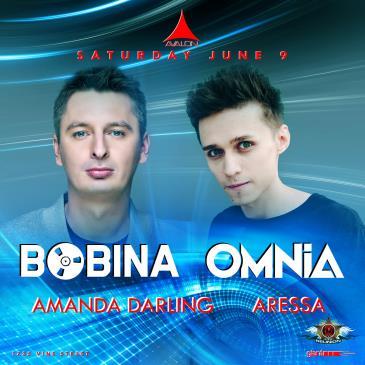 Bobina, Omnia, Amanda Darling-img