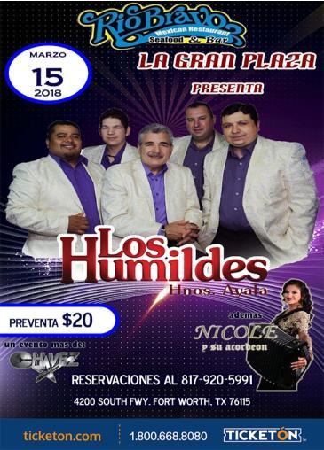 LOS HUMILDES: Main Image