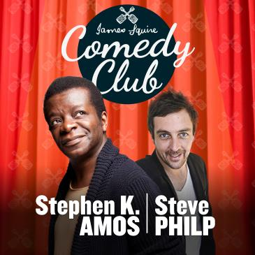JAMES SQUIRE COMEDY CLUB: Main Image