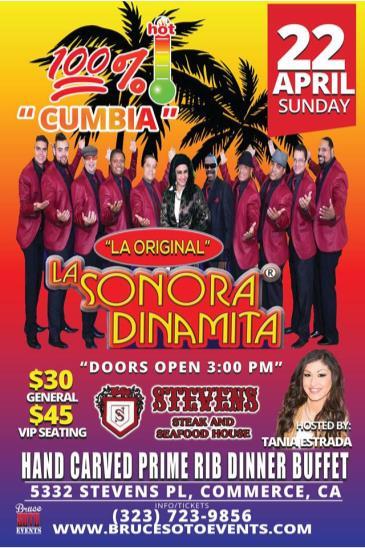 La Sonora Dinamita: Main Image