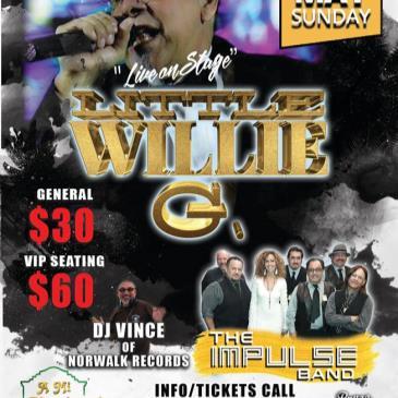 Little Willie G. Live-img