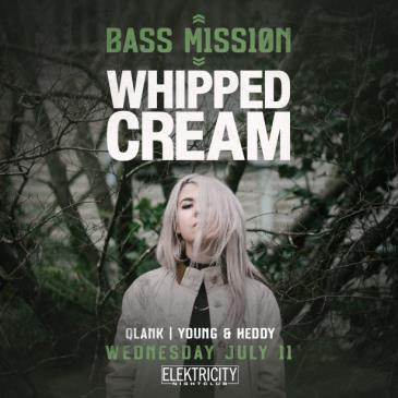 Whipped Cream (Limited Free w/ RSVP Before 10:30PM): Main Image
