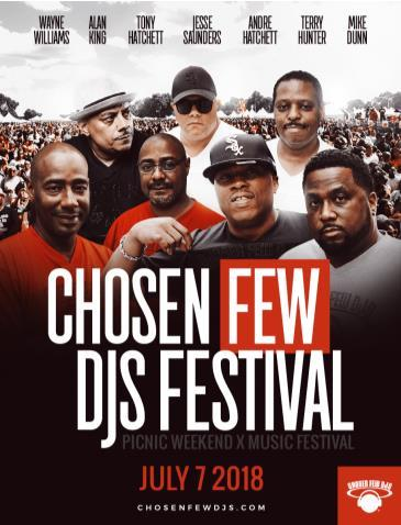Chosen Few Picnic & Festival: Main Image