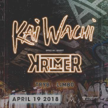 Kai Wachi + Krimer: Main Image