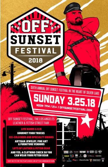 Off Sunset Festival: Main Image