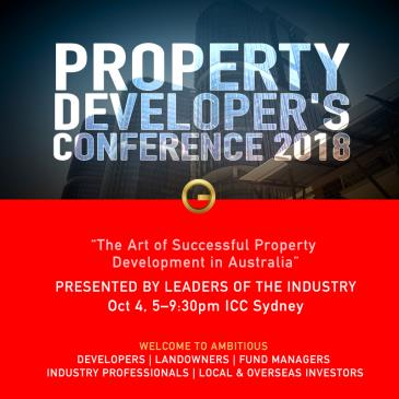 Property Developers Conference