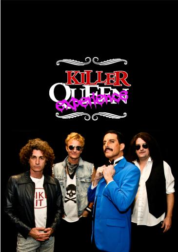 Killer Queen Experience: Main Image