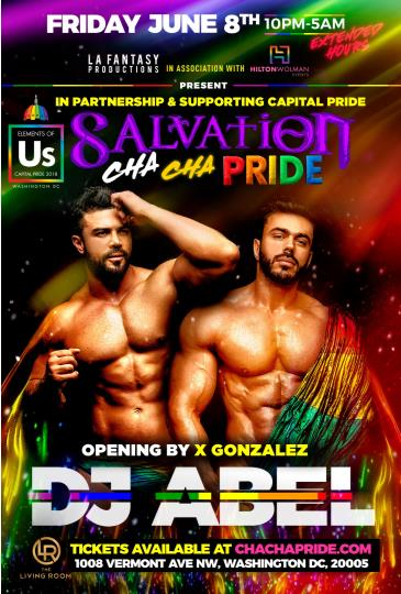 SALVATION: Cha Cha Pride: Main Image