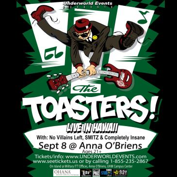 The Toasters Presented by Underworld Events-img