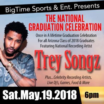 The National Graduation Celebration Ft. Trey Songz-img