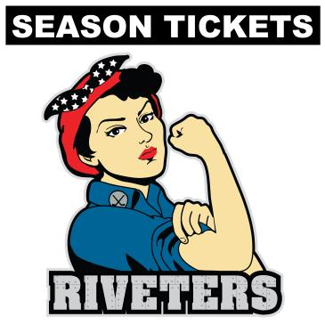 Riveters 2018-19 Season: Main Image