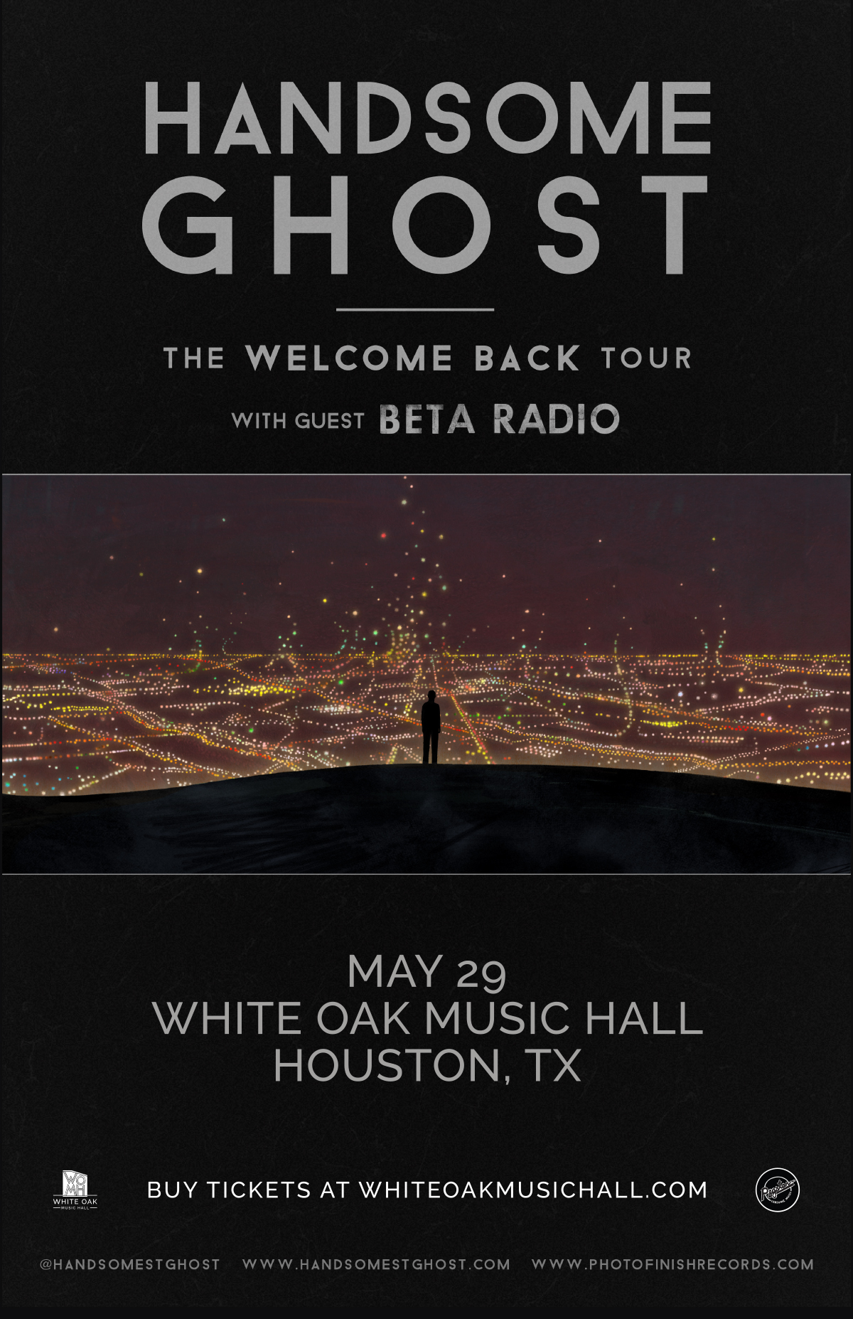 Handsome Ghost, Beta Radio Pegstar net