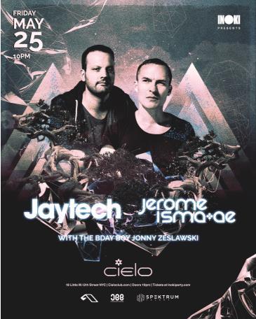 Inoki Party: Jaytech & Jerome Isma-Ae: Main Image