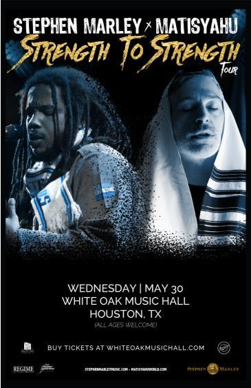 Matisyahu & Stephen Marley: Main Image