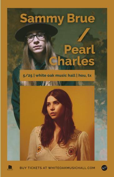 Sammy Brue / Pearl Charles: Main Image