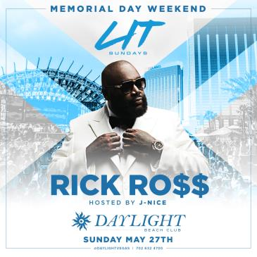 MDW 2018 | Rick Ross at DAYLIGHT Beach Club-img