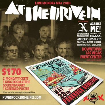 Punk Rock Bowling - At The Drive In Festival Bundle: Main Image
