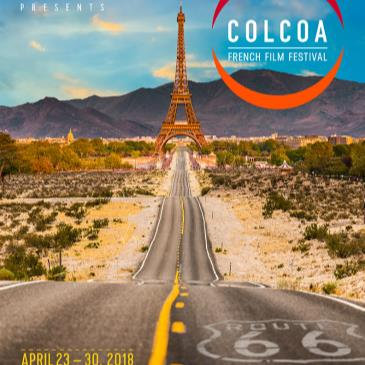 COLCOA 2018 OFFICIAL POSTER - Pre-Sale Special Discount-img