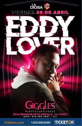EDDY LOVER: Main Image