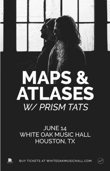 Maps & Atlases, Prism Tats: Main Image