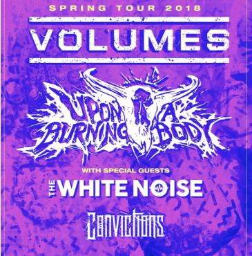 Upon A Burning Body / Volumes: Main Image