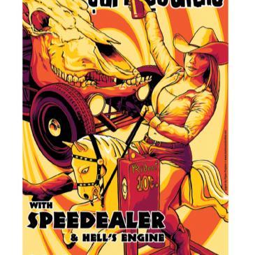 Supersuckers, Speedealer, Hell's Engine-img