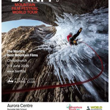 BANFF MOUNTAIN FILM FESTIVAL WORLD TOUR CHRISTCHURCH 2018