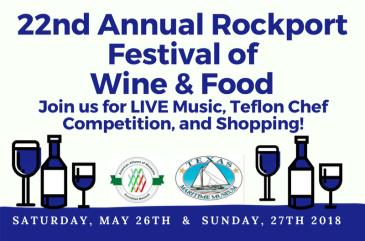 22nd Annual Festival of Wine and Food: Main Image
