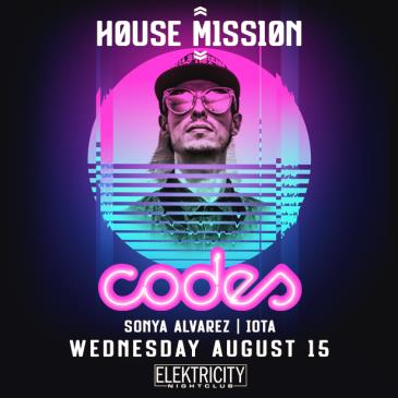 HOUSE MISSION W/ CODES: Main Image