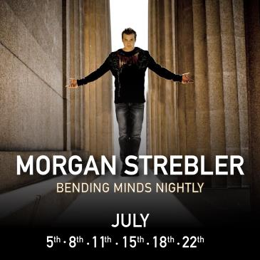 Morgan Strebler - Bending Minds Nightly: Main Image