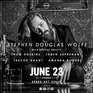 Stephen Douglas Wolfe: Main Image