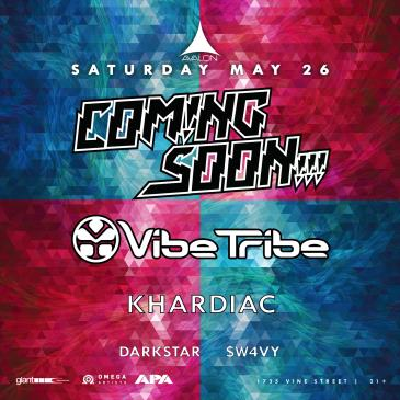 Coming Soon!!!, Vibe Tribe-img