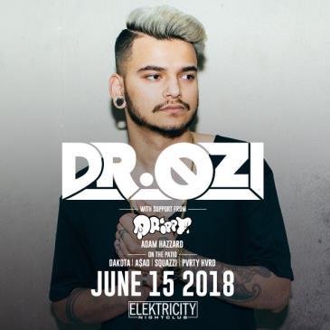 DR OZI: Main Image