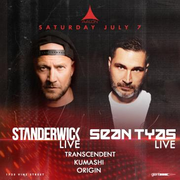 Standerwick (Live), Sean Tyas (Live)-img