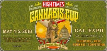 High Times Cannabis Cup Central Valley 2018: Main Image