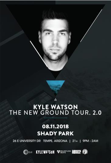 Kyle Watson: Main Image