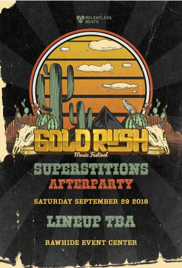 Goldrush Afterparty - Saturday: Main Image