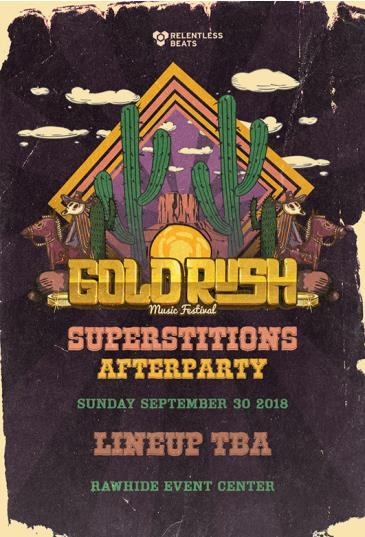 Goldrush Afterparty - Sunday: Main Image
