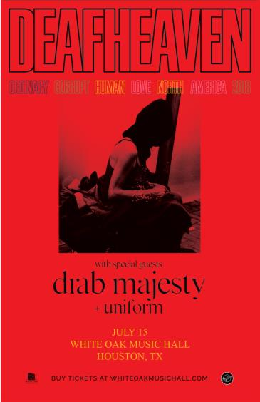 Deafheaven, Drab Majesty, Uniform: Main Image