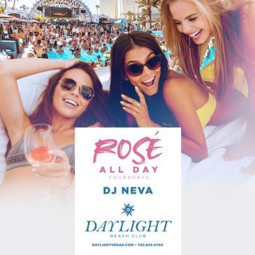 ROSÉ ALL DAY WITH NEVA at DAYLIGHT Beach Club-img