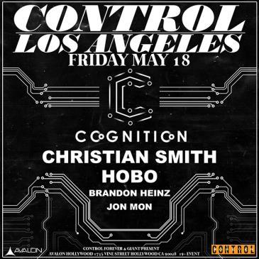 Cognition: Christian Smith, Hobo: Main Image
