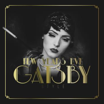 NYE 2018 IN GATSBY STYLE: Main Image