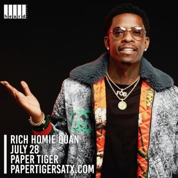 Rich Homie Quan: Main Image